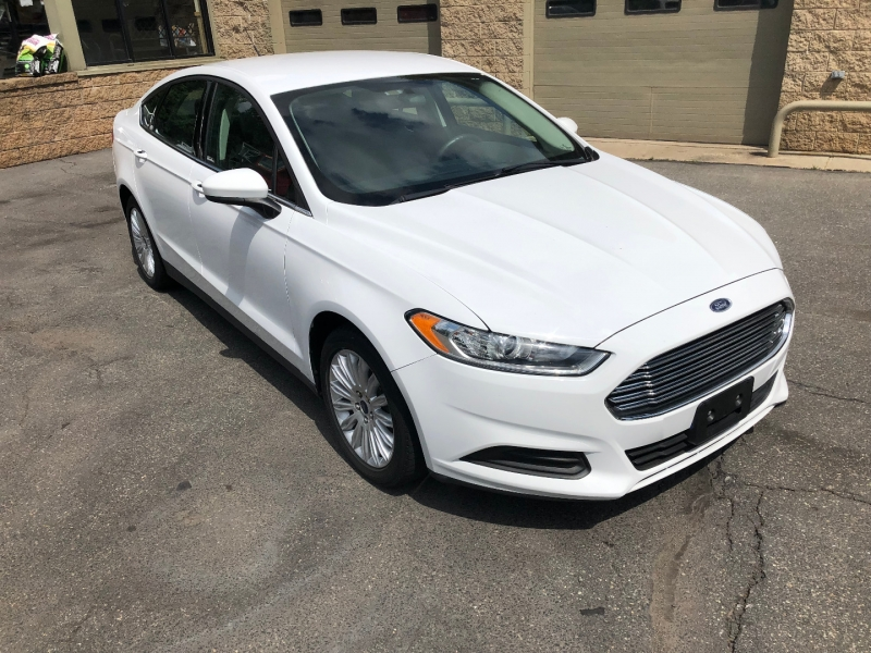 Ford Fusion 2014 price $0