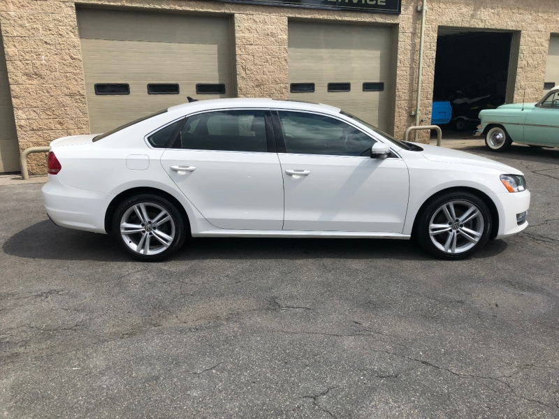 Volkswagen Passat 2014 price $12,500