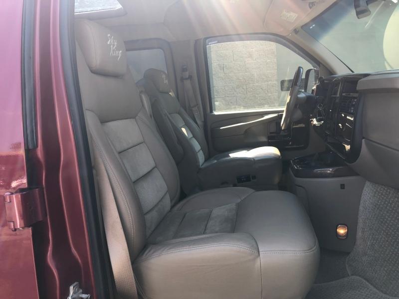 GMC Savana Cargo Van 2007 price $0