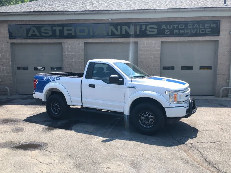 Ford F-150 2018 price $35,500