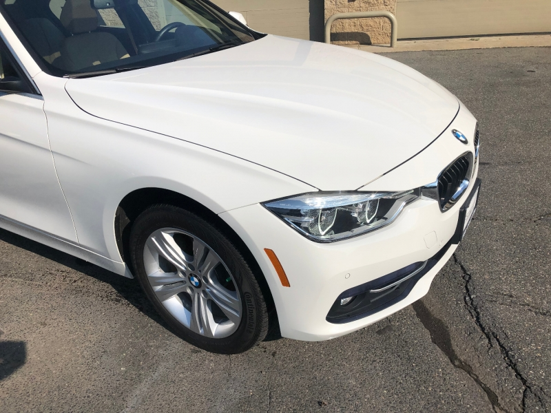 BMW 3-Series 2018 price $31,900
