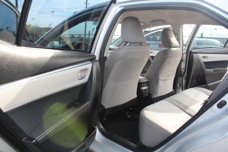 Toyota COROLLA 2016 price $10,500