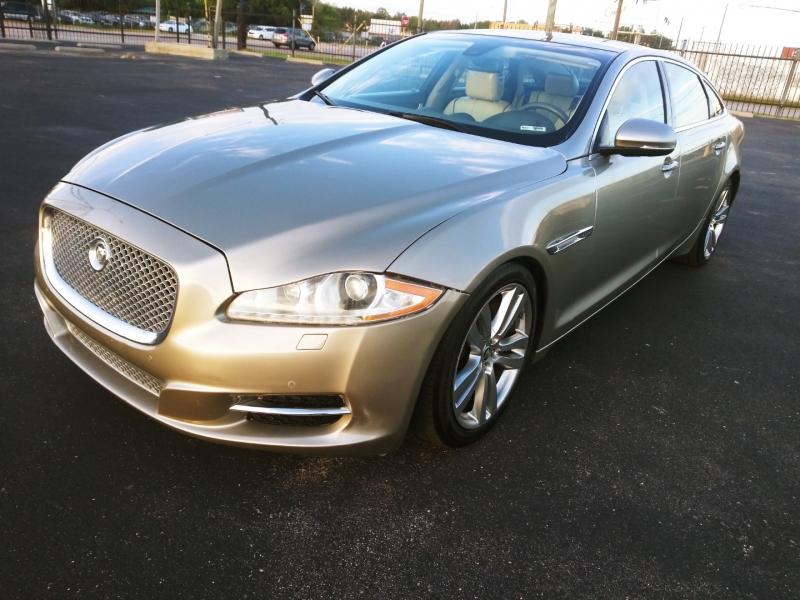 Jaguar XJL 2011 price $14,600