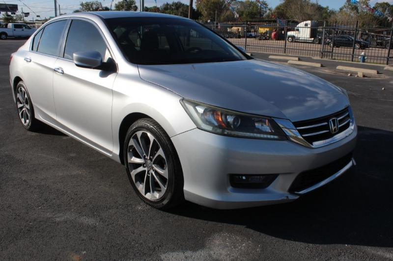 HONDA ACCORD 2015 price $11,600