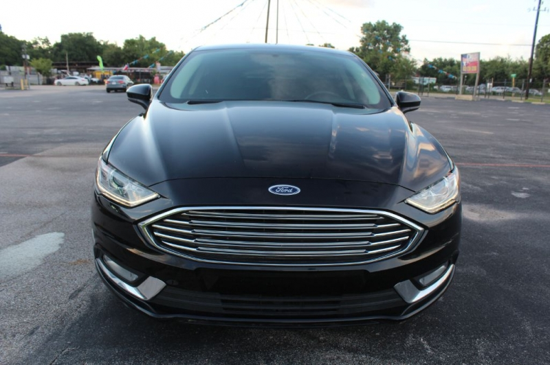 FORD FUSION 2017 price $15,500