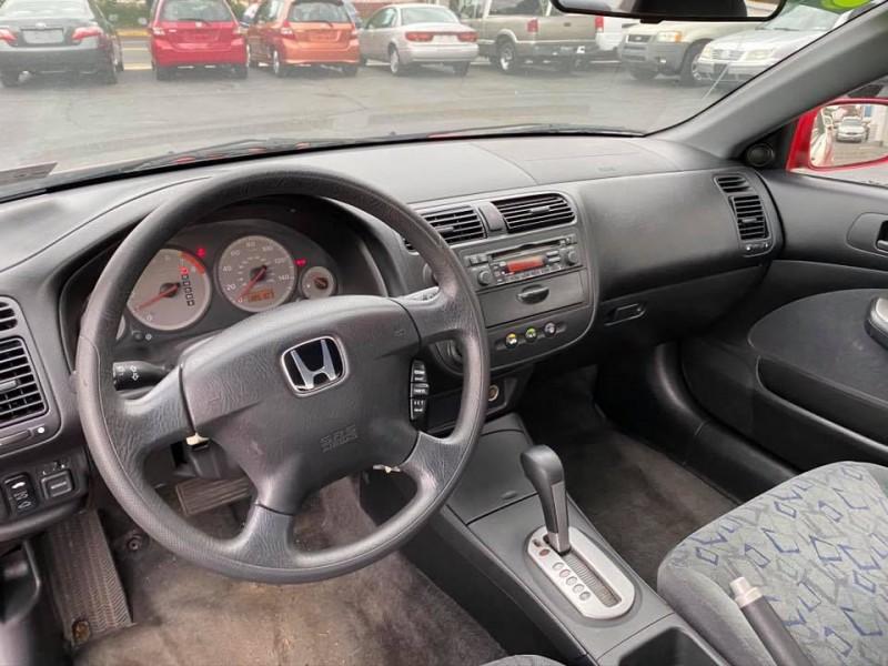 Honda CIVIC 2002 price $3,200
