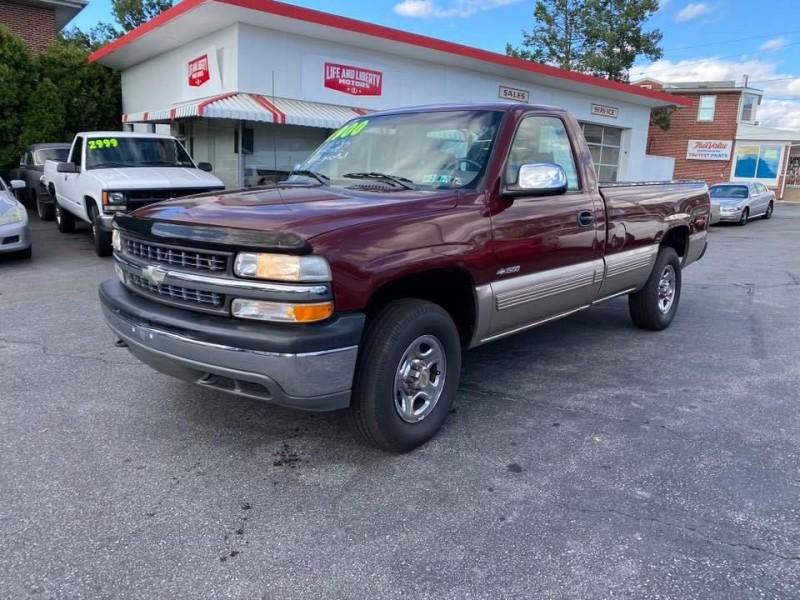 Chevrolet SILVERADO 1500 2000 price $3,950