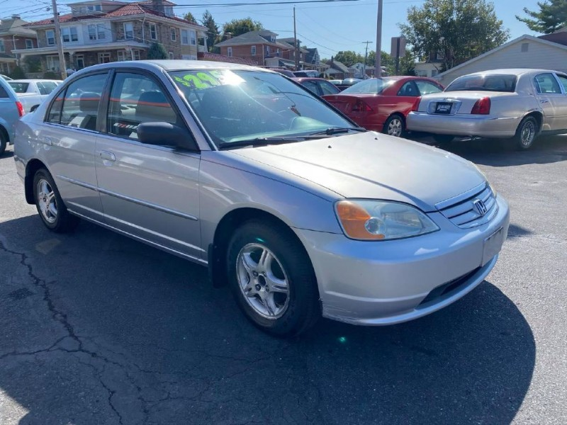Honda CIVIC 2003 price $2,950
