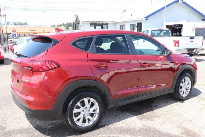 Hyundai Tucson 2019 price $16,950
