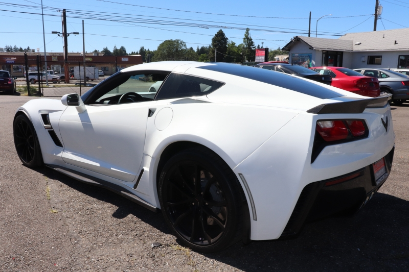 CHEVROLET CORVETTE 2019 price