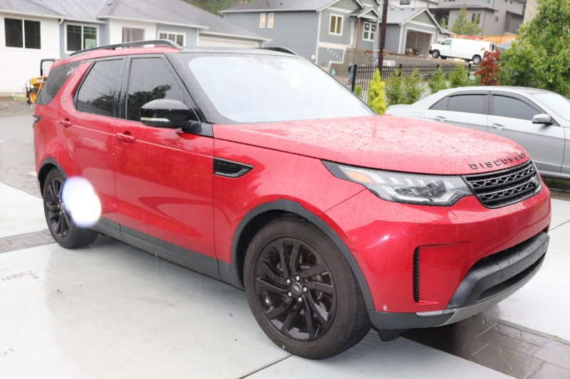 LAND ROVER DISCOVERY 2017 price
