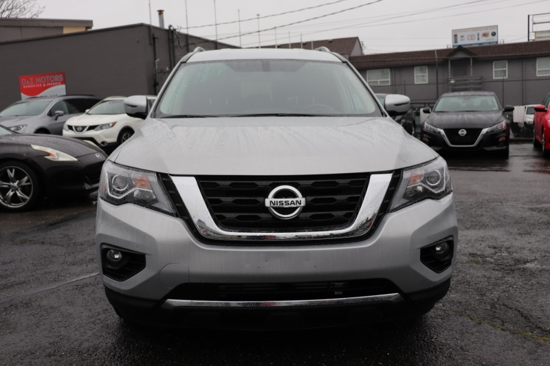 NISSAN PATHFINDER 2019 price