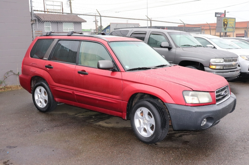 Subaru FORESTER 2004 price $3,959