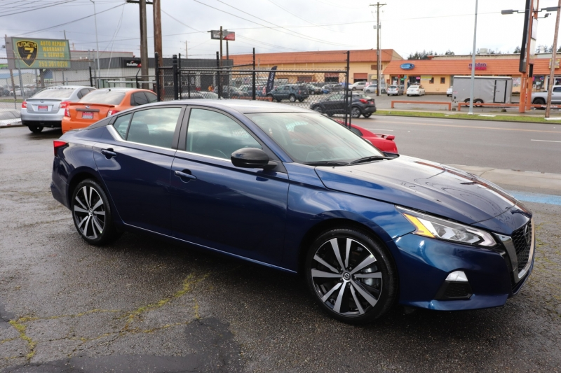 Nissan Altima 2021 price $19,950