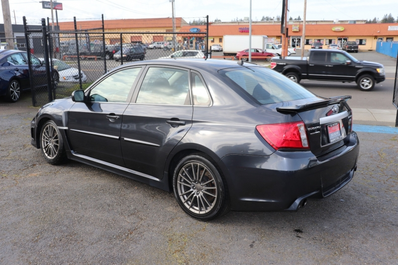 Subaru Impreza Sedan WRX 2011 price $12,950