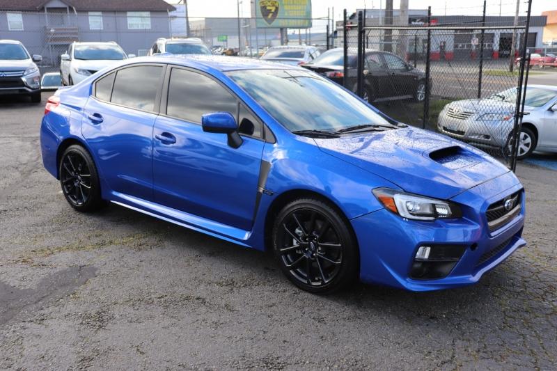 Subaru WRX 2020 price $22,500