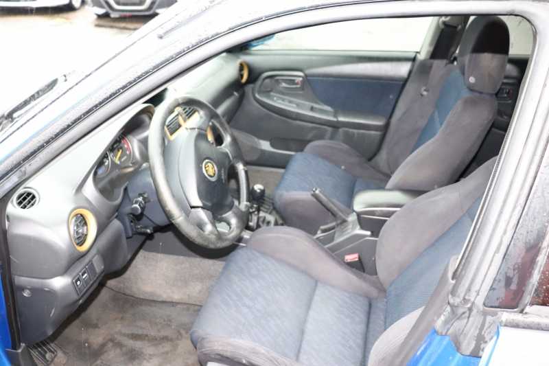 Subaru Impreza Wagon 2002 price $5,950