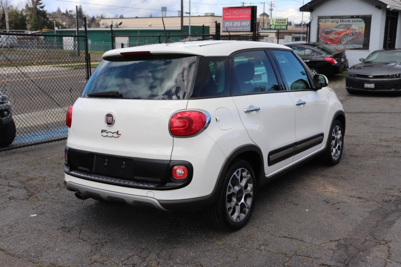 Fiat 500L 2017 price $8,999