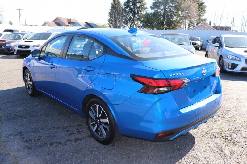 Nissan Versa 2021 price $14,950