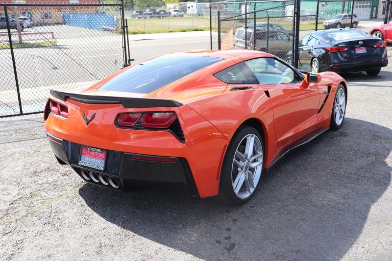 Chevrolet Corvette 2019 price $44,500