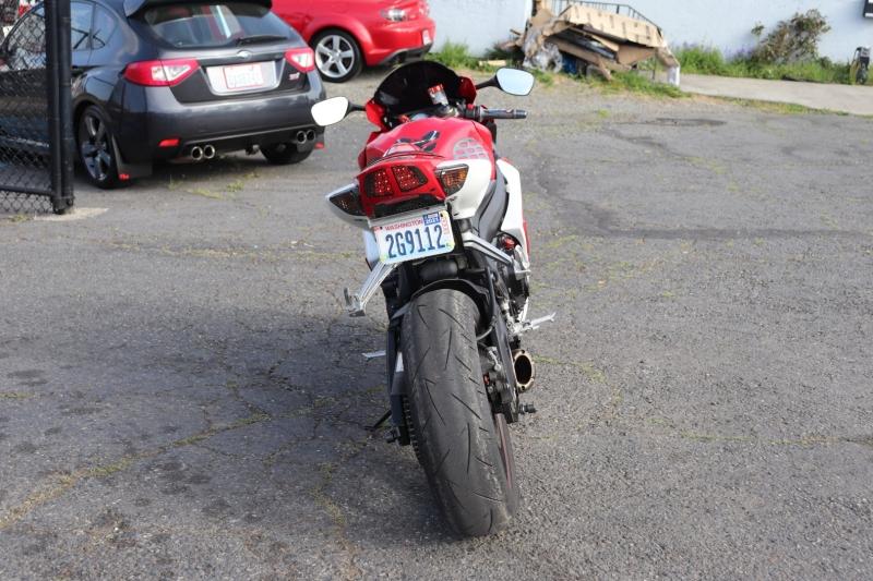Suzuki GSX-R600 2007 price $4,500