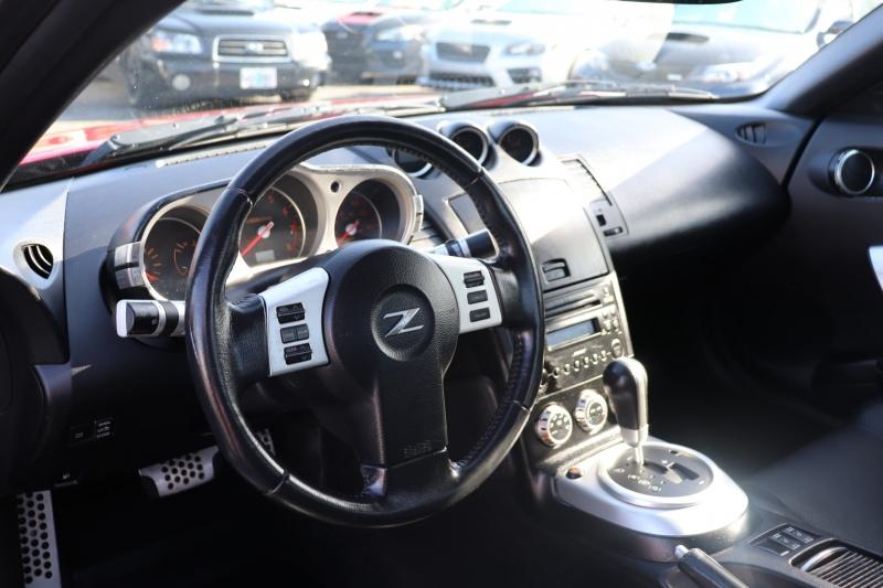Nissan 350Z 2006 price $8,900