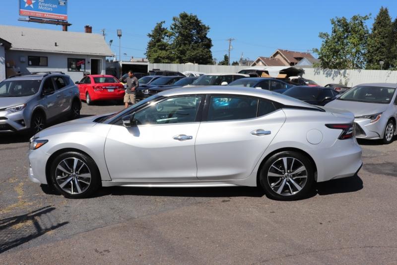 Nissan Maxima 2020 price $24,999