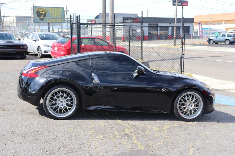 Nissan 370Z Coupe 2020 price $22,900