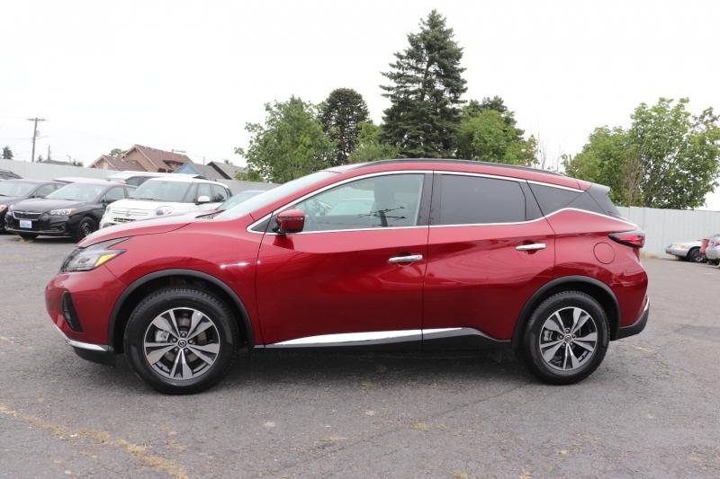 Nissan Murano 2021 price $25,900