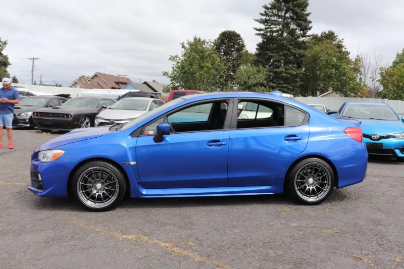 Subaru WRX 2016 price $16,950