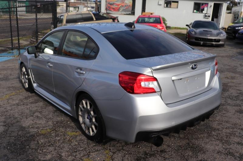 Subaru WRX 2016 price $0