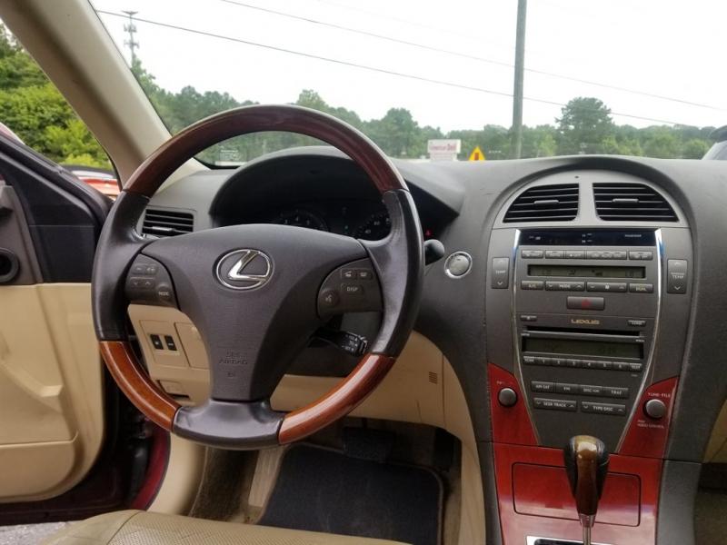Lexus ES 350 2007 price $1,500