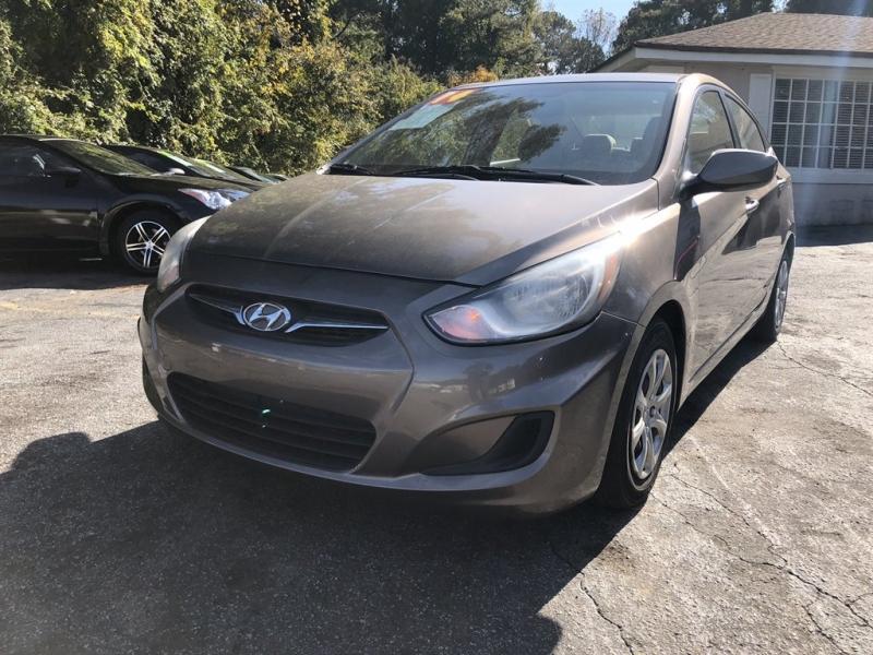 Hyundai Accent 2014 price $9,495