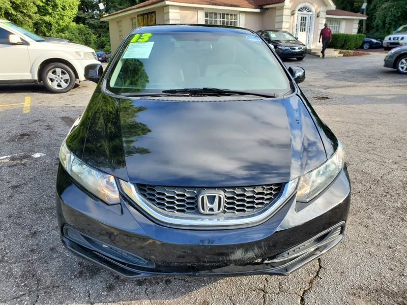 Honda Civic 2013 price $1,500