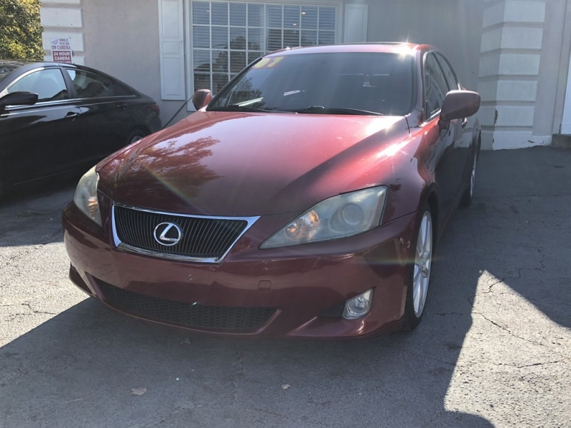 Lexus IS 250 2007 price $9,995