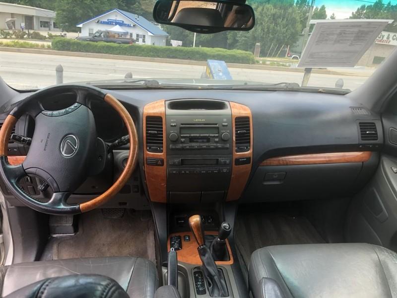Lexus GX 470 2003 price $7,995