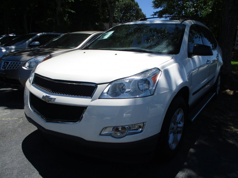 Chevrolet Traverse 2012 price $1,500