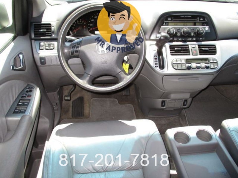 Honda Odyssey 2008 price $0