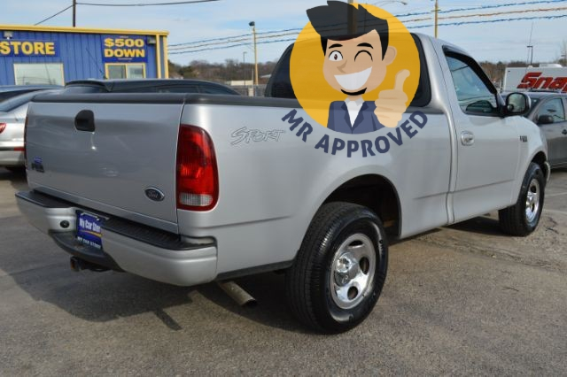Ford F-150 2003 price $7,106