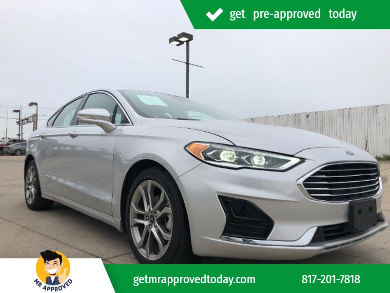 Ford Fusion 2019 price $19,499