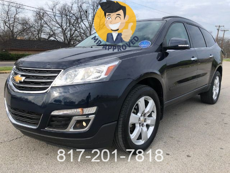 Chevrolet Traverse 2017 price $24,077