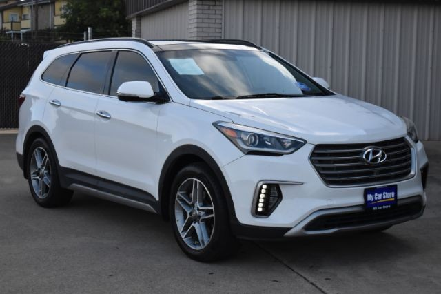 Hyundai Santa Fe 2017 price $0