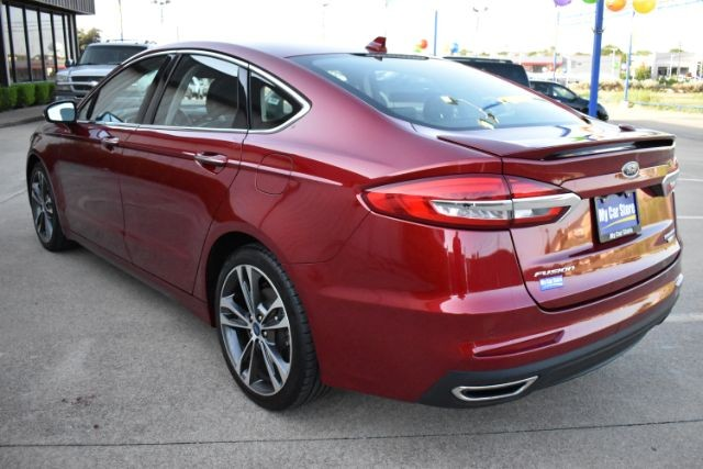 Ford Fusion 2019 price $21,999