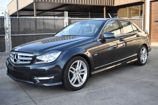 Mercedes-Benz C-Class 2012 price $0