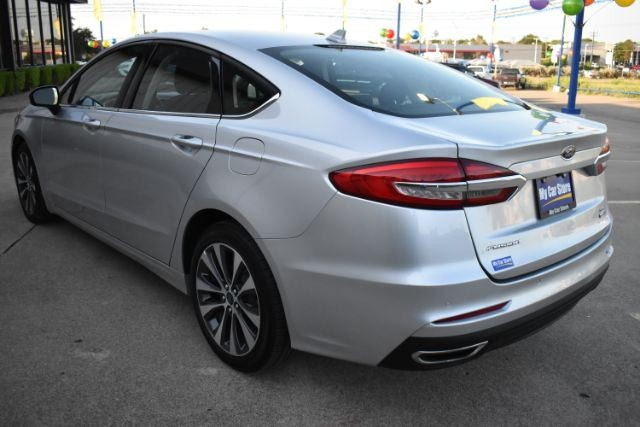 Ford Fusion 2019 price $0