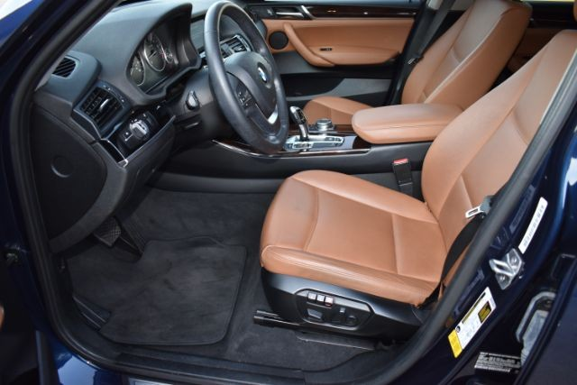 BMW X3 2016 price $0