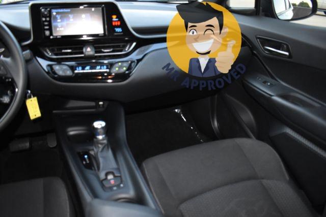 Toyota C-HR 2018 price $21,999