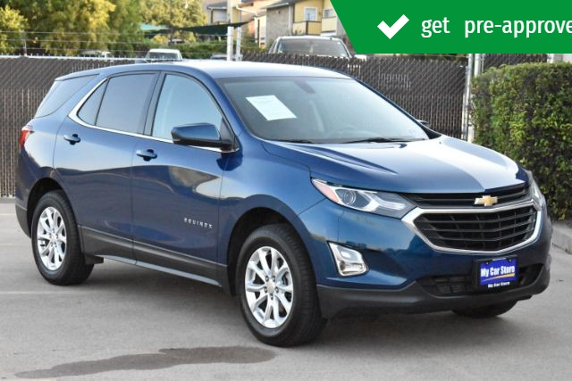 Chevrolet Equinox 2019 price $21,607