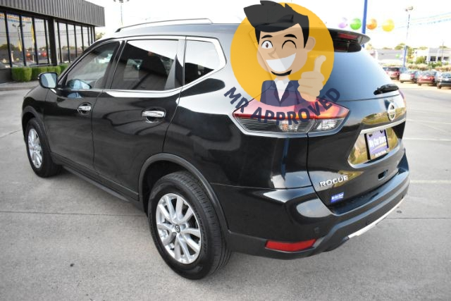 Nissan Rogue 2020 price $0