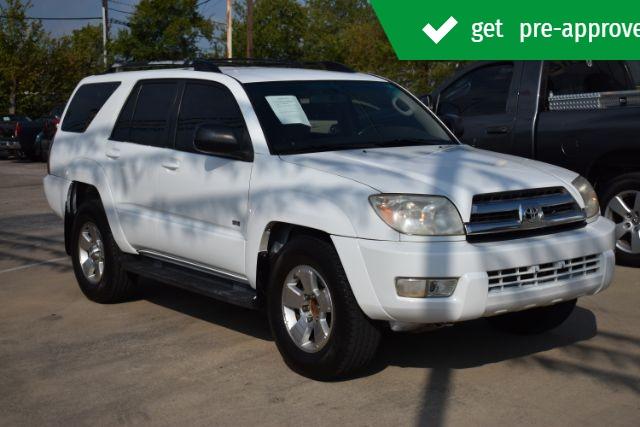 Toyota 4Runner 2005 price $0